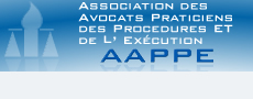 Association des Avocats Praticiens des Procédures et de l'Exécution